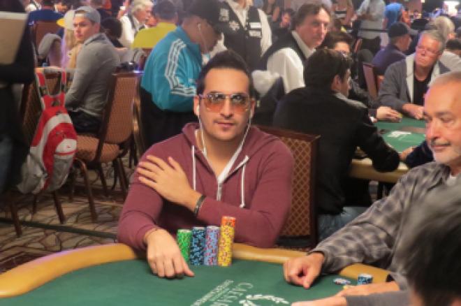 Camilo Posada campeón del Pot Limit Omaha de $5K del BSOP Millions 0001