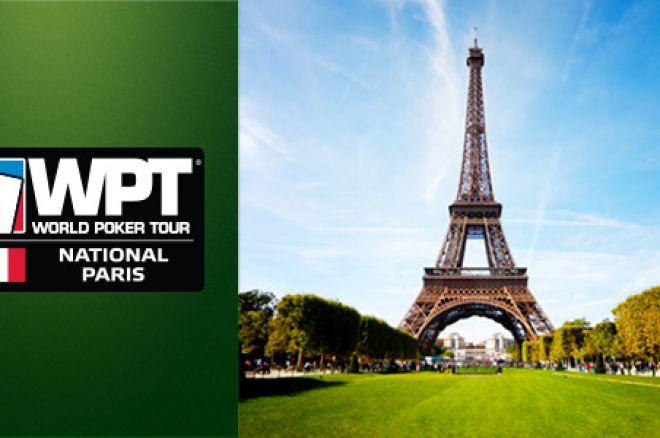 World Poker Tour National Paris se rozjíždí 0001