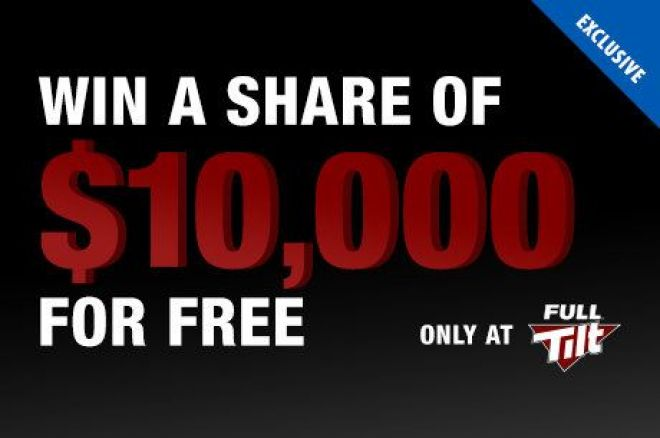 Como calificar al Freeroll exclusivo de PokerNews de $10,000 en Full Tilt Poker 0001