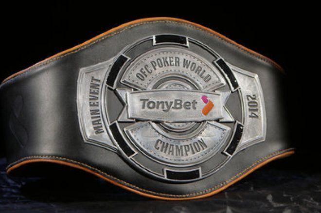 Vítězové Tonybet OFC World Championship dostanou originální náramky 0001
