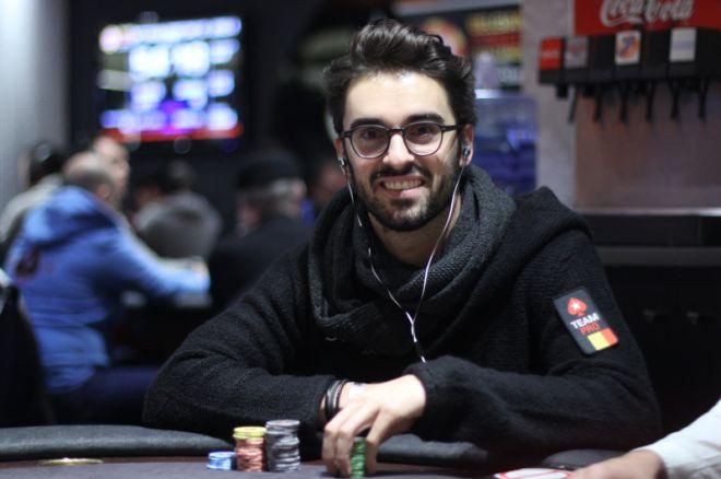Belgian Poker Challenge - Dag 1c: Moreira de Melo en Garcia Diaz halen het niet, Neys en De Meulder door naar dag 2