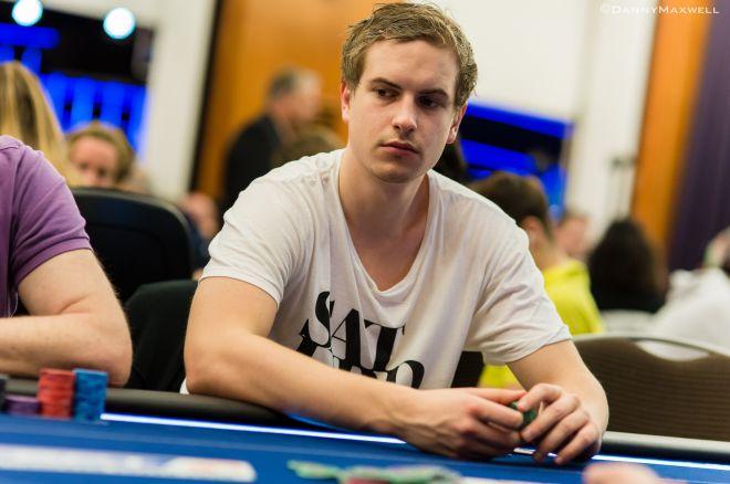 Golden Cash Game za účasti Viktora Bloma - deň 1. 0001