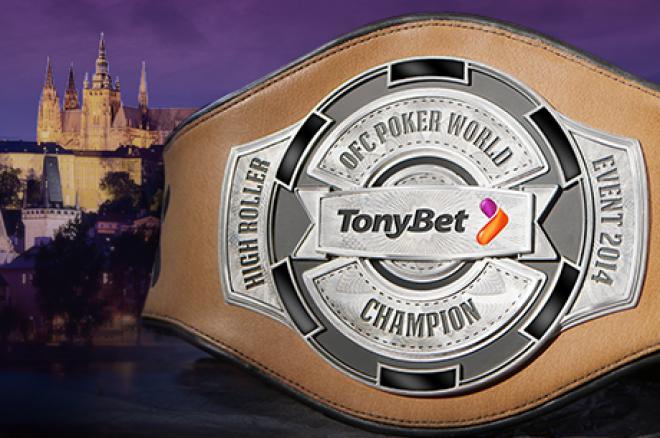 браслет победителя Чемпионата мира Tonybet