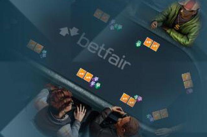 Betfair Poker ukončil 1. decembra činnosť v New Jersey 0001