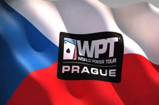 WPT National Prague Main Event odštartoval dnes o 13:00 0001