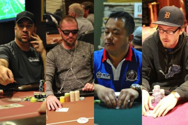 MSPT Season 5 POY Race