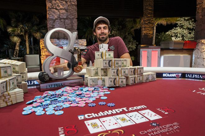 Jason Mercier si zajel do Karibiku na St. Kitts pro $727.500 0001