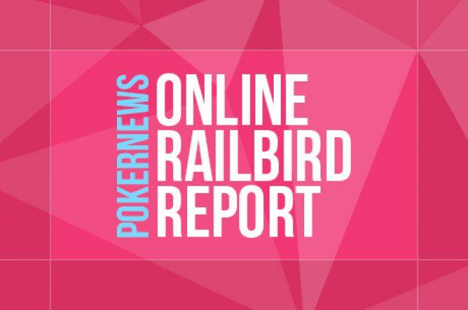 """Online Railbird Latam Report; """"ThiagoSII"""" ,""""LeoPeluca"""" entre los grandes logros. 0001"""