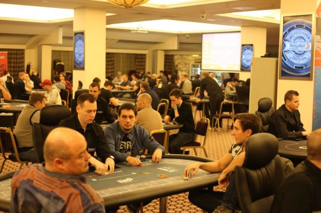 Tonybet OFC Poker World Championship Blows the Prague Poker Scene