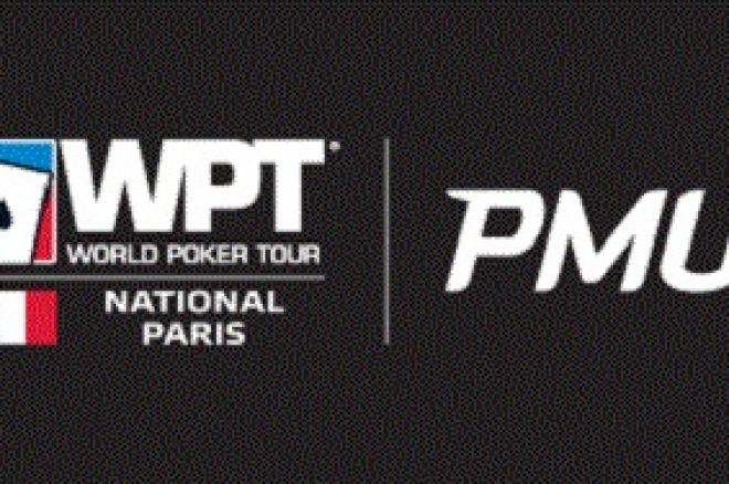 Laurent Polito víťazom WPT National Paris 0001