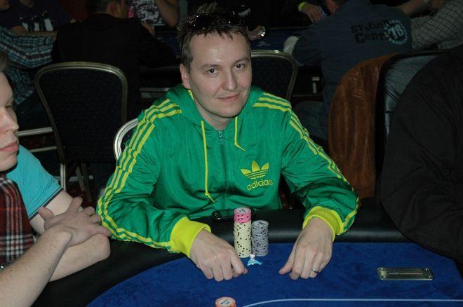 Pavel Chalupka končí na Eureke na 11. mieste 0001