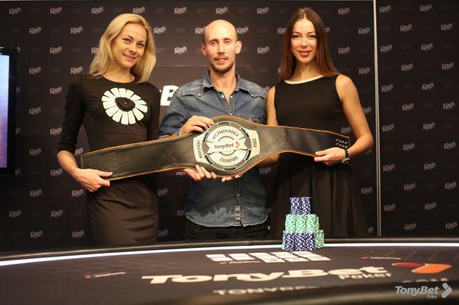 Víťazom OFC World Championship Main Eventu je Nór Mikal Blomlie 0001