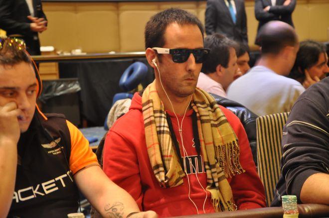 Daniel Selles toma protagonismo en la lucha por el CEP 0001