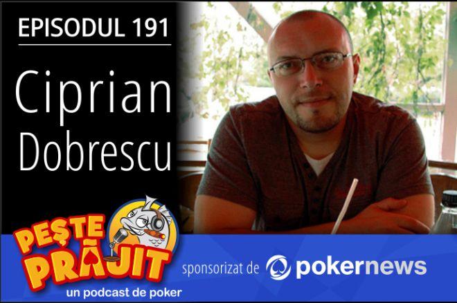Ciprian Dobrescu nutritie dieta training poker