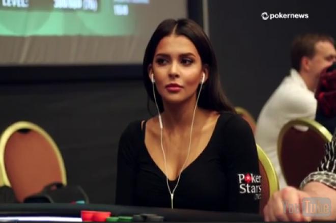 На 24 Сара Шафак върти топ покер блъфове, владее пет езика и готви вкусно 0001