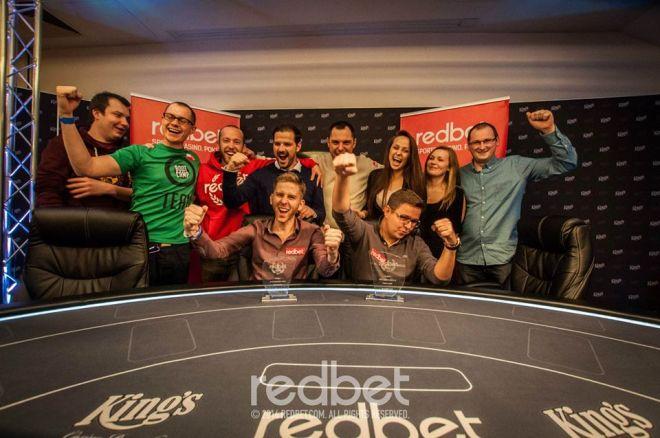 Redbet Poker Open