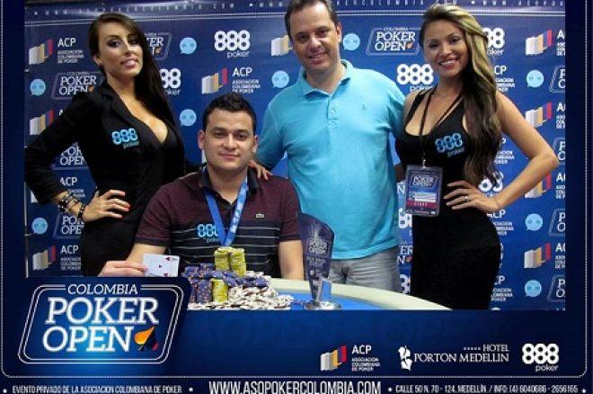 Poca asistencia congregó el Colombia Poker Open 0001