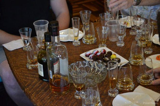 Bahamas Rum Tasting