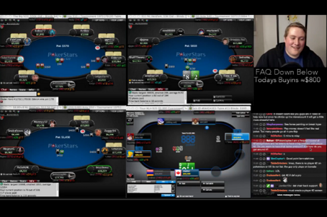 Jaime Staples Twitch poker stream