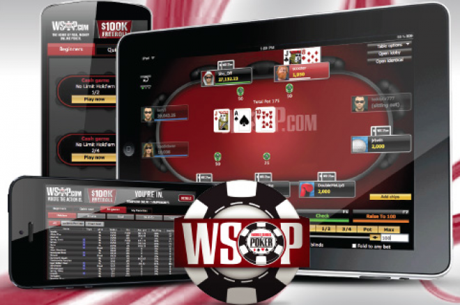 """RickyRino"" and ""wallstplayer"" Score Wins in WSOP.com December Deep Stack Series 0001"
