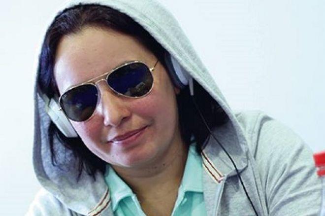 """En Colombia se prefiere el cash"", Yari Téllez, directora de Holdem en Reis Casino. 0001"