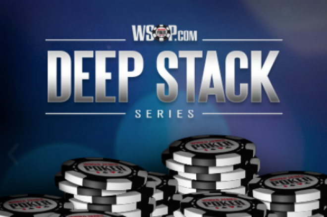 """LADYDI653"" and ""Shamelessb"" Land Wins in WSOP.com December Deep Stack Series 0001"