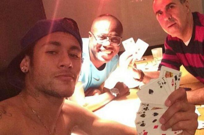 Gandai: kitais metais futbolininką Neymarą išvysime Europos Pokerio Turo etape 0001