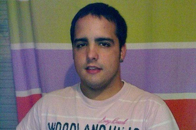 Benjamín García se pone otra medalla del Special 0001