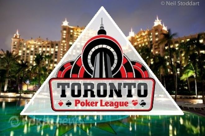 Toronto Poker League at PCA