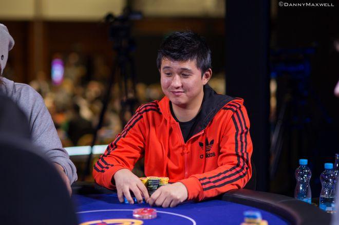 Ka Kwan Lau pone el broche al año en el Warm-Up 0001
