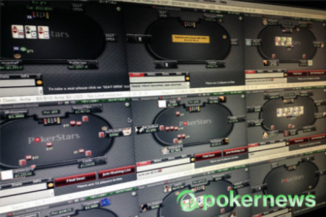 torneios pokerstars