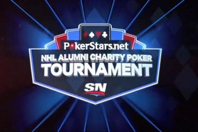 PokerStars.net NHL Alumni Charity Poker Tournament Sportsnet360