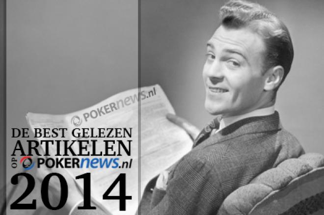 Welke artikelen werden het meeste gelezen op PokerNews.nl in 2014?