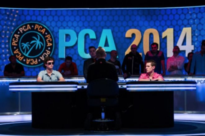 2014 PCA Main Event Heads-Up