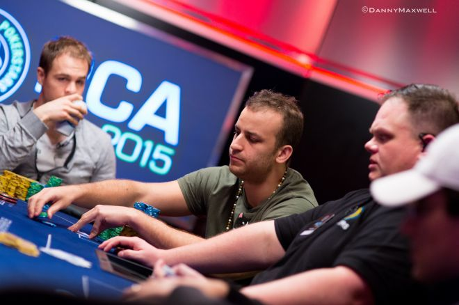 Sorel Mizzi at PCA $100K Super High Roller