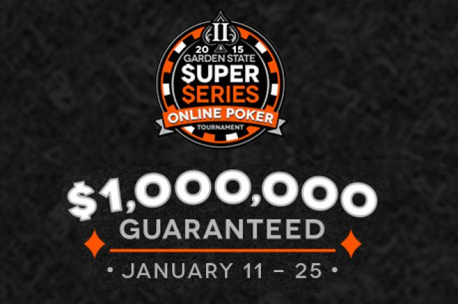 The Garden State Super Series is Back With $1 Million in Guaranteed Prizes! 0001