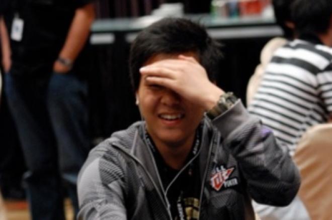 ошибки в турнирах по холдему