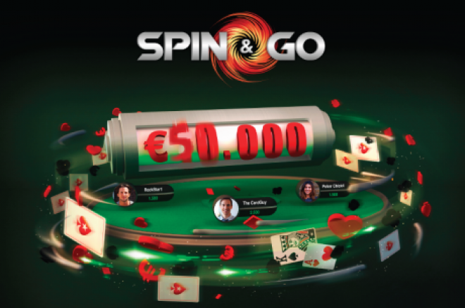 PokerStars Increases Spin & Go Top Prizes in January