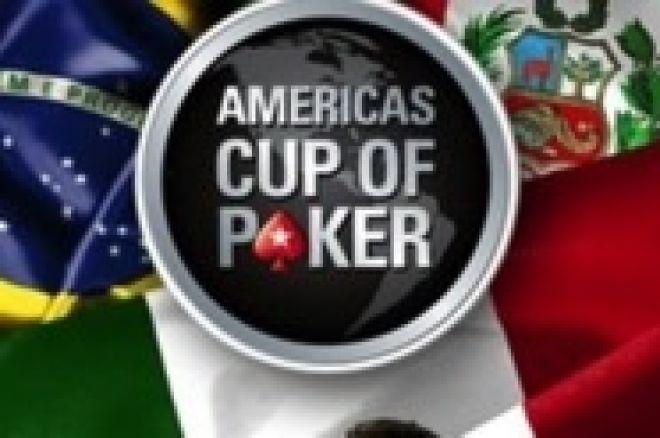 Perú, Argentina, Brasil y Uruguay pelearán por el trofeo del ACP 0001