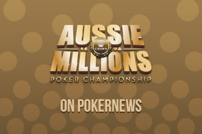 2015 Aussie Millions