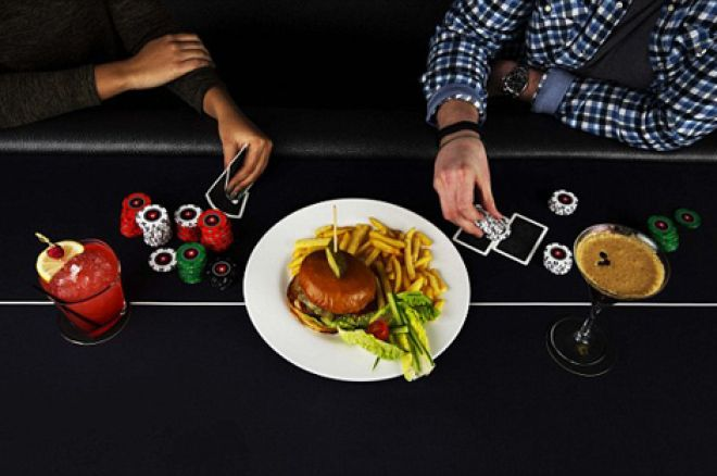 The World's First 'Pay-by-Poker' Restaurant Launches in London 0001