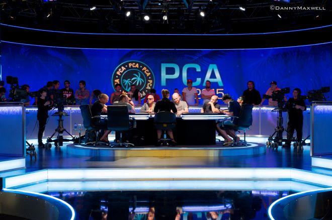 PCA 2015 Main Event
