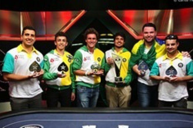 Brasil se corona campeón del Americas Cup of Poker 0001