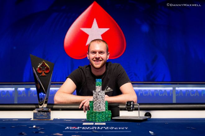 Kevin Schulz gana el 2015 PokerStars Caribbean Adventure Main Event; Diego Ventura runner-up 0001