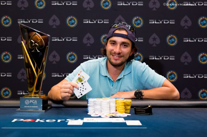 Ilkin Garibli Wins 2015 PokerStars Caribbean Adventure High Roller for $1,105,040 0001