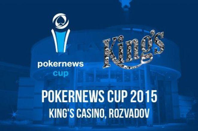 Find Your Place in Poker History at the PokerNews Cup in February 0001