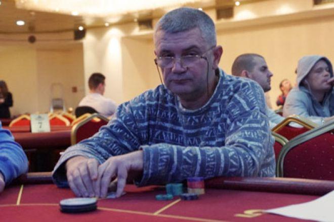 Dragan Filipović Završio Dan 1A Adria Poker Tour Banja Luka ME Kao Čip Lider 0001