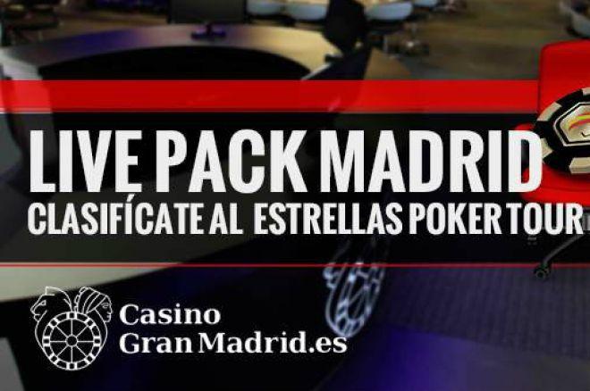 Consigue tu entrada para el Estrellas Poker Tour o la LÑP en Madrid 0001
