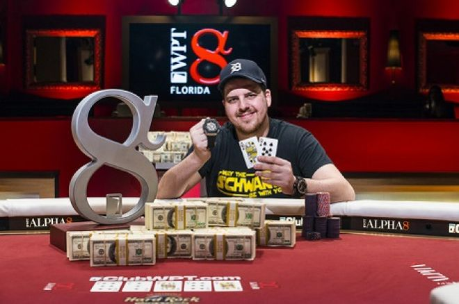 Noah Schwartz WPT Alpha8 Florida