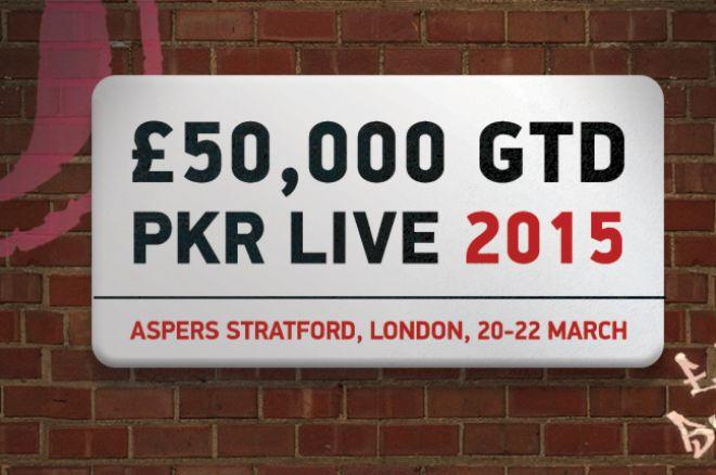 PKR Live London 2015